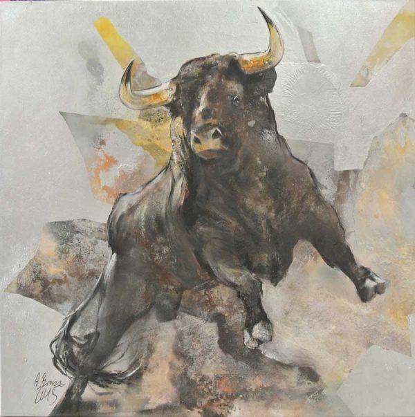 Arno Bruse Artwork - Kunstwerk - OT02