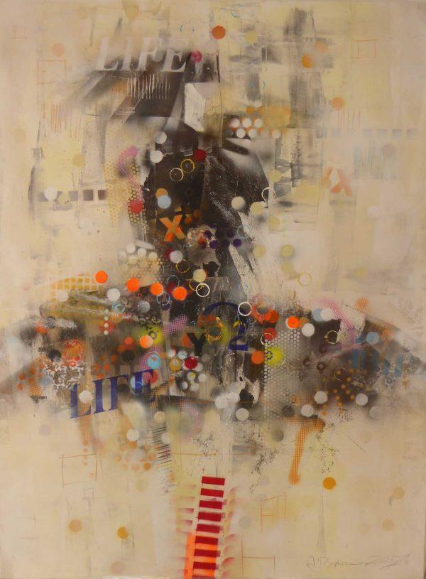 Arno Bruse Artwork - Kunstwerk - Prinzessin