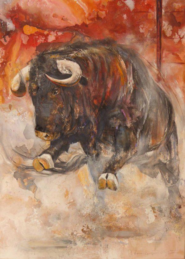 Arno Bruse Artwork - Kunstwerk - Toro