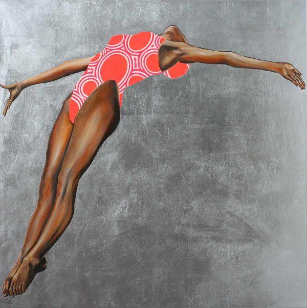 Arno Bruse Artwork - Kunstwerk - Wild at heart