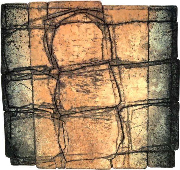 Gerd Kanz Artwork - Kunstwerk - Tafelbild 04