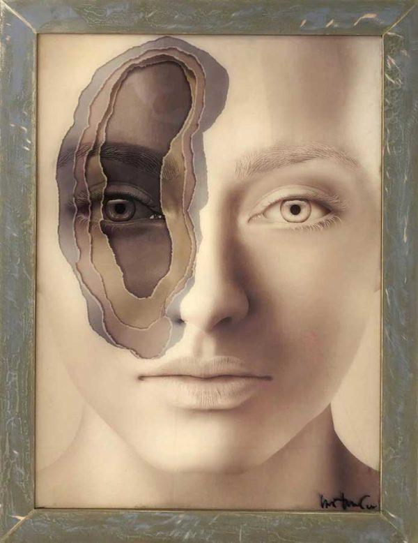 Igor Morski Artwork - Kunstwerk - Face03