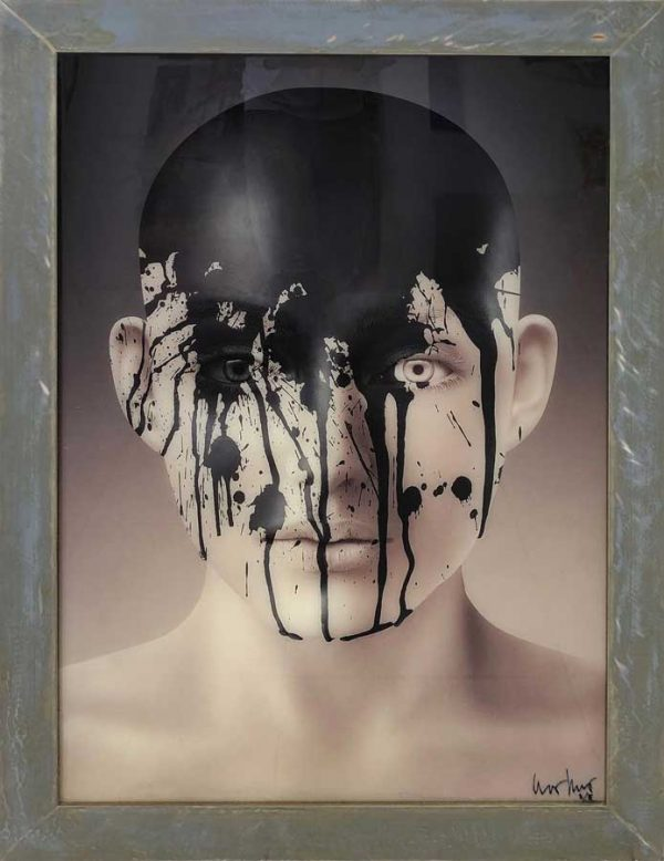 Igor Morski Artwork - Kunstwerk - Face04