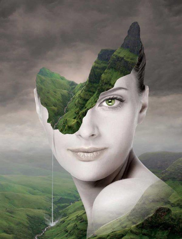 Igor Morski Artwork - Kunstwerk - Face05
