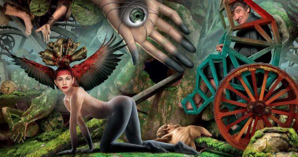 Igor Morski Artwork - Kunstwerk - OT04