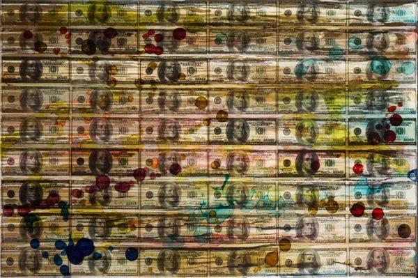 James Chiew Artwork - Kunstwerk - Rainbow Dollar